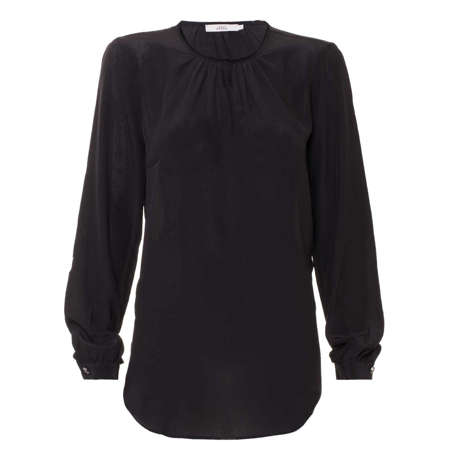 """'Blouse """"Francis?-?0039ITALY?-?Color: Black"""