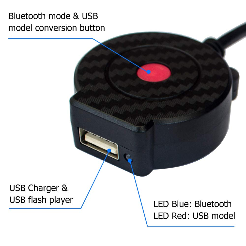 Bluetooth Adapter for Mercedes Benz MMI Port Cell Phone Play HiFi Music Compatible Apple iPhone iPod Android Capable Devices