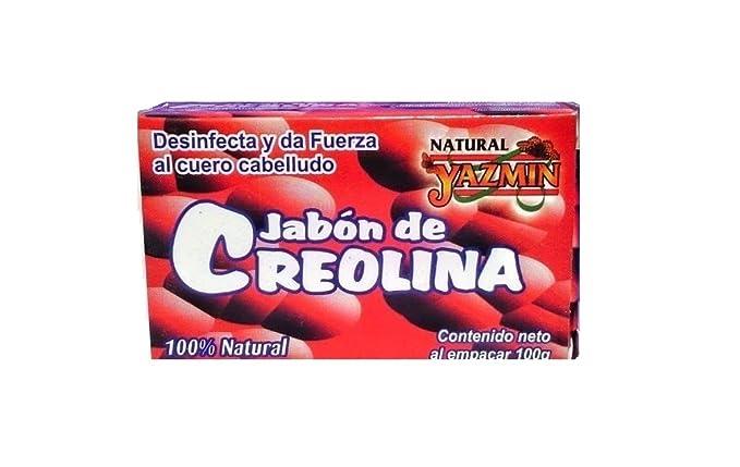 Amazon.com : Pure Natural Creolina Piojos Hair Growth Creolin ...