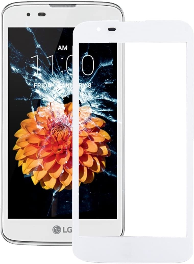 Piezas de repuesto para teléfonos móviles, IPartsBuy para LG K7 Lente de Cristal Exterior para Pantalla Frontal (Color : Blanco) : Amazon.es: Electrónica