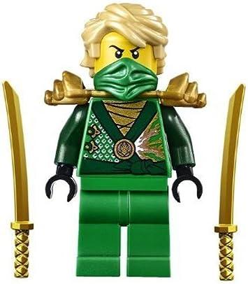 Amazon.com: LEGO ninjagotm Techno Robe Lloyd – 2014: Toys ...