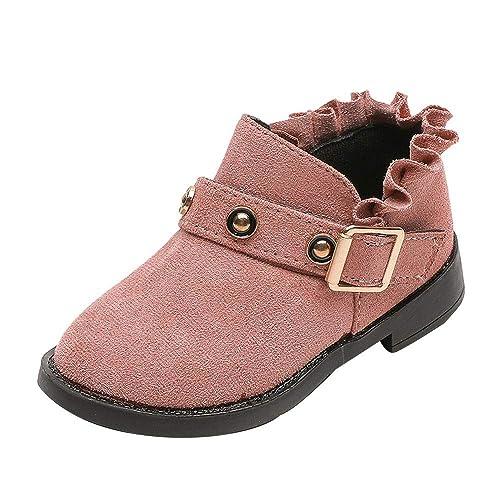9733383240250 Amazon.com: Gooldu Children Fashion Boys Girls Martin Sneaker Winter ...