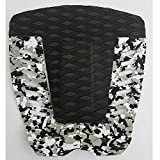 3Pcs Camouflage Surfboard Tail Pads Traction Non-Slip Grip Mat for Boat Decks Kayaks Surfboard Longboard Perfect for Surfboards, Standup Paddle Boards SUP BOARD CL0002