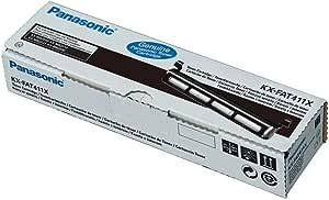 MS Imaging Supply Laser Toner Cartridge Cartridge Replacement for Panasonic KX-FAT461 Black, 3 Pack