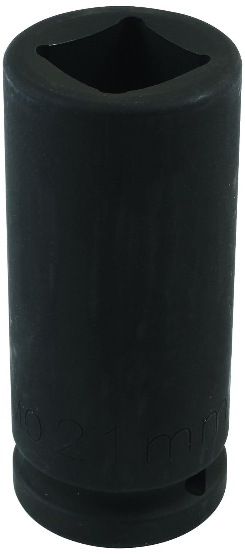Laser Herramientas 7003/Budd Rueda Tuerca Socket 21/mm Sq