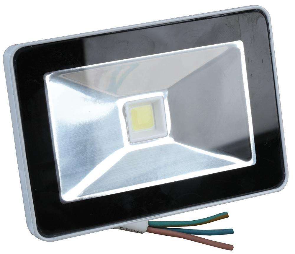 PRO-ELEC? 10 W IP65 proyector LED Fin, 680lm: Amazon.es: Hogar
