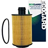 ECOGARD X10232 Premium Cartridge Engine Oil Filter for Conventional Oil Fits Jeep Grand Cherokee DIESEL 2014-2019, Ram 1500 D