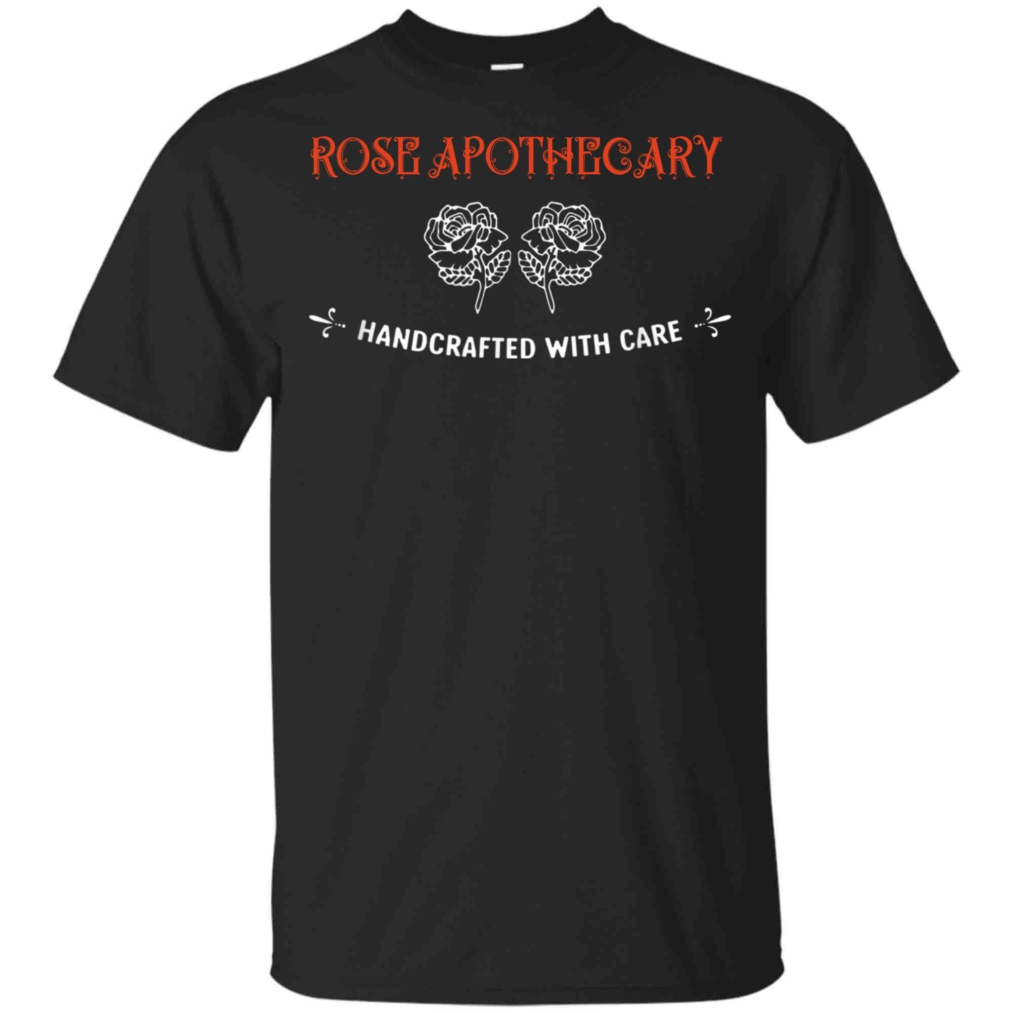 Boxbox Roseapothecarytshirtstshirt Unisex Tshirtblack