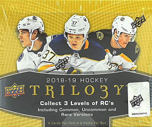 Top 9 best trilogy hockey box for 2019