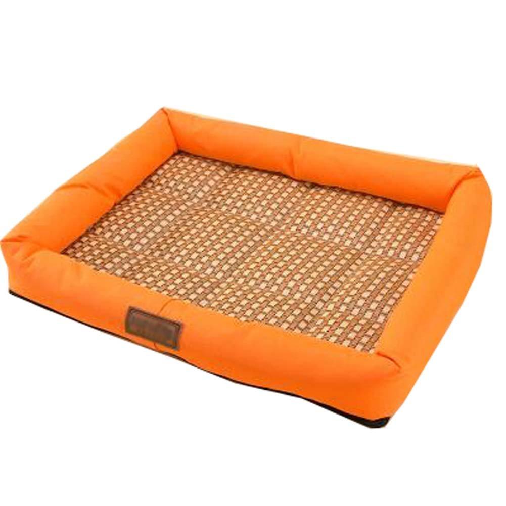 Pet mat Four Seasons Common Kennel cat Cute mat Summer pet nest Dog Cushions