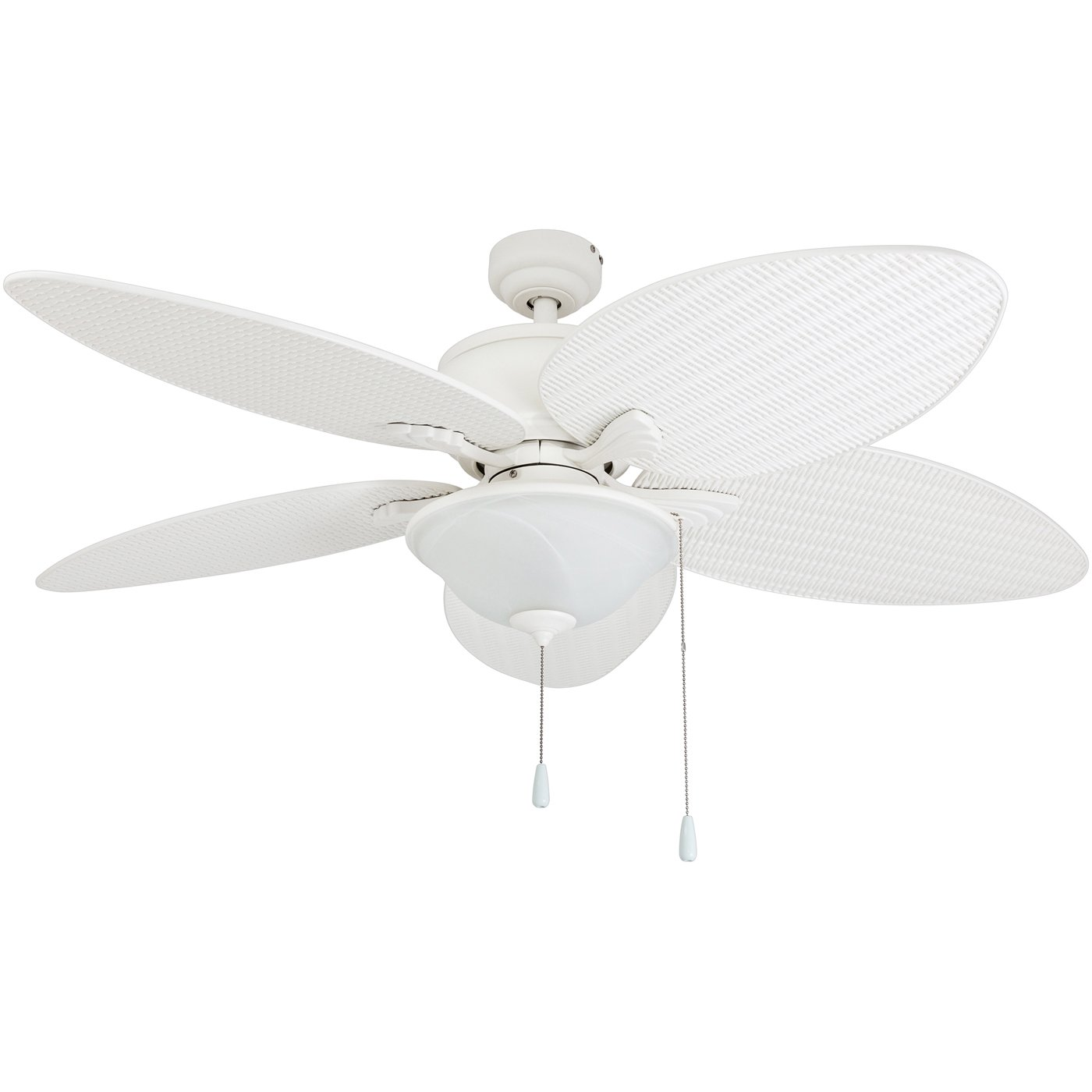 Prominence Home 80018-01 Solona Ceiling Fan Blade, 52 inches, White
