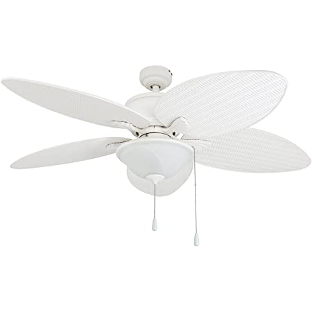 Prominence Home 80018-01 Solona Ceiling Fan Blade 52 inches White