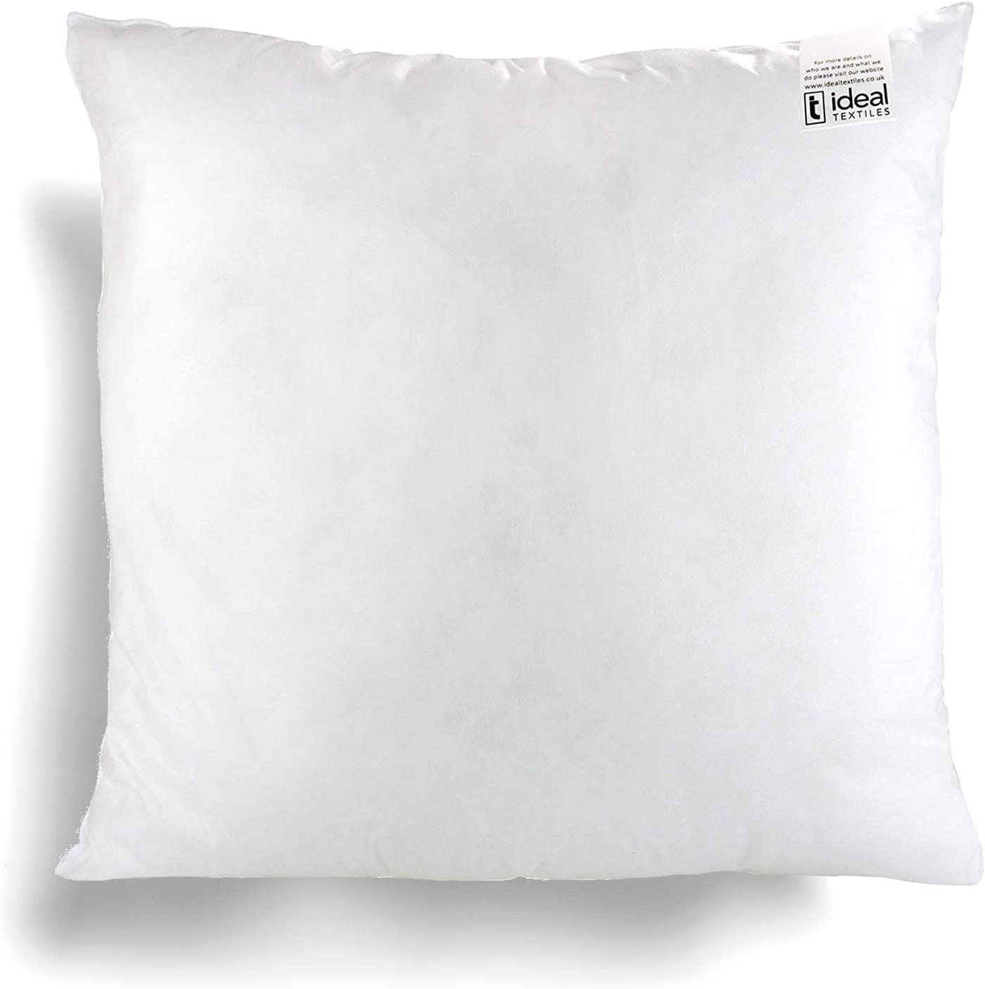 """19/"""" x 19/"""" Inch Cushion Inner Pad Pads Inner Fillers Cushion Inserts Pack of 4"""