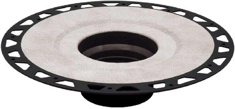 """Schluter Systems Kerdi Flange Kits 2"""" or 3"""" Drain Outlet (KD2/ABS/FL 2"""" ABS)"""