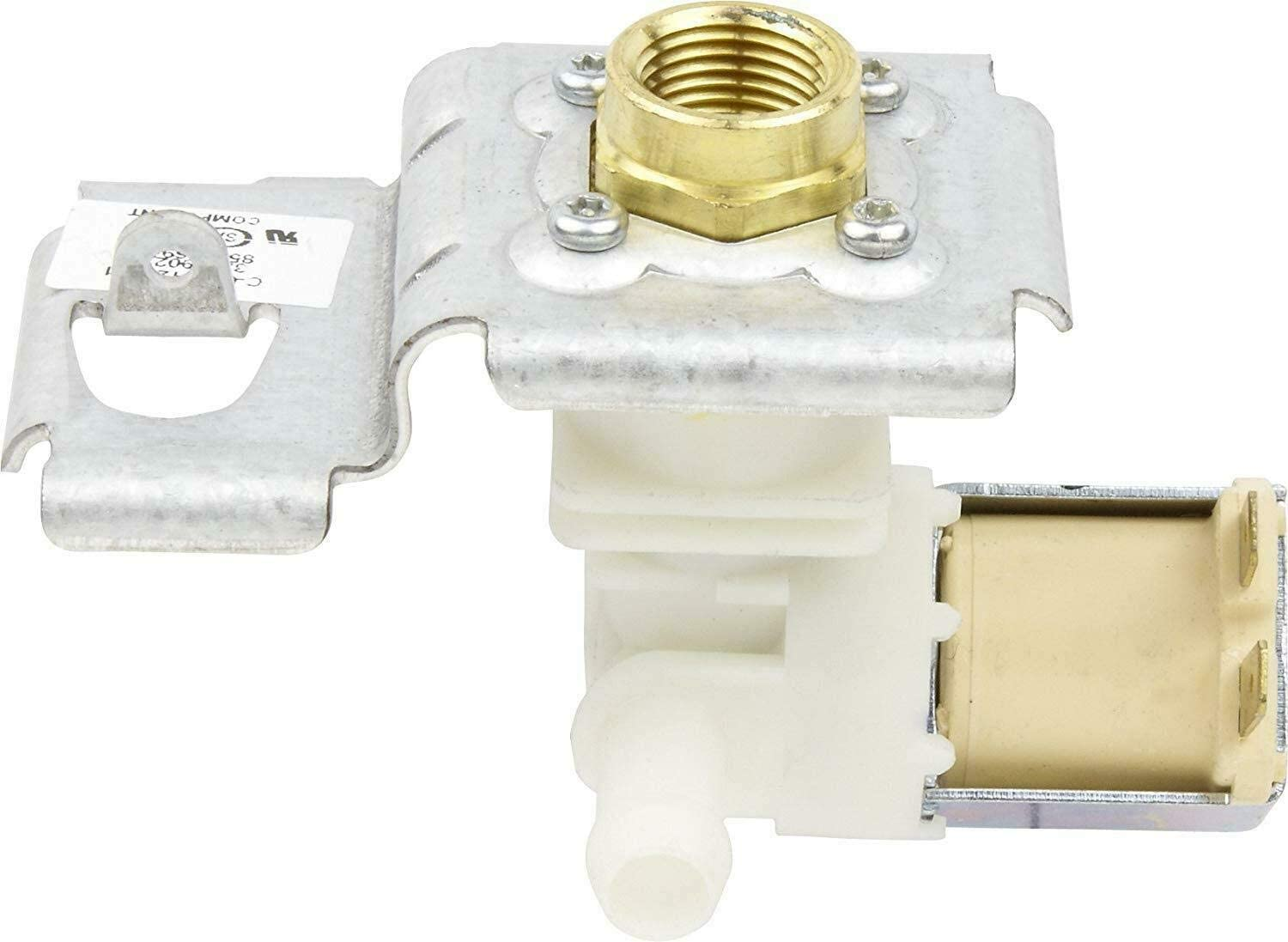 NEW 8531669 Water Valve for Whirlpool Dishwasher made by OEM Manufacturer WP8531669 (AP6012920), 8268572, 8268590, 8528931, 8531351, 8531670, 8531671, PS11746141, WP8531669VP - 1 YEAR WARRANTY