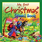 My First Christmas Stencil Book, Tim Dowley, 0825474205