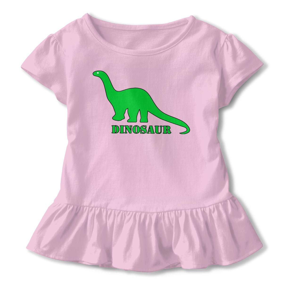 CafePress T-Rex On Skateboard Dinosaur Baseball Shirt