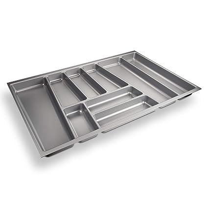 SO-TECH® Cubertero ORGA-BOX® II para Cajón de Nobilia 80 cm