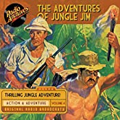 The Adventures of Jungle Jim, Volume 4 | Gene Stafford