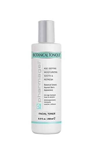 Amazon Com Pharmagel Botanical Tonique Facial Toner For All Skin