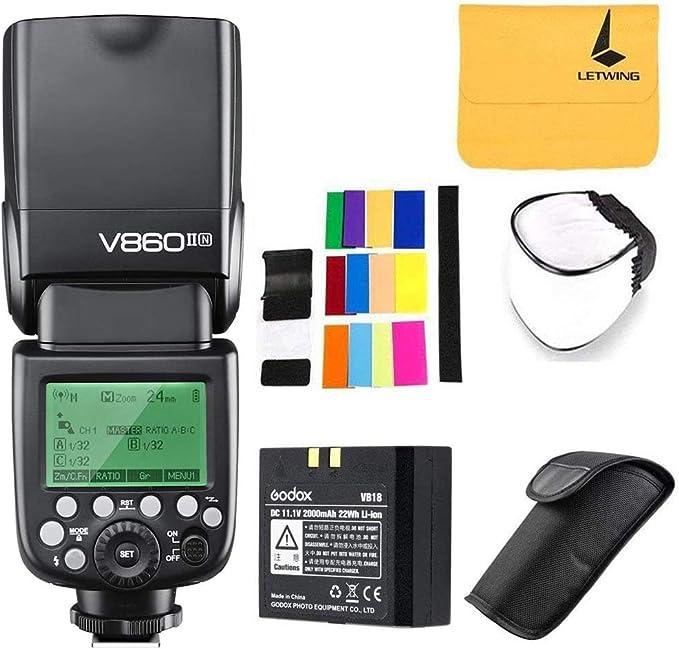 Godox V860II-Nikon