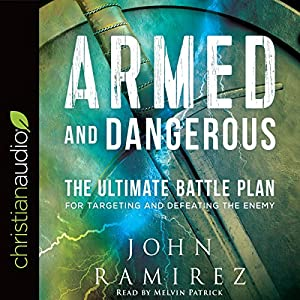 Armed and Dangerous Audiobook