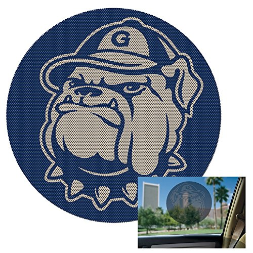 Georgetown Hoyas Official NCAA 8 inch Car Window - Georgetown Gear