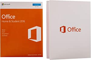 Office 2016 Home and Student for Windows Only | English License |