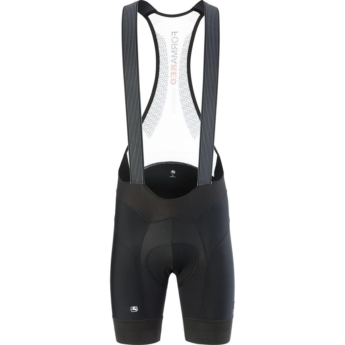 Giordana FR-C Pro Bib 5cm Shorter Short - Men's Black, S