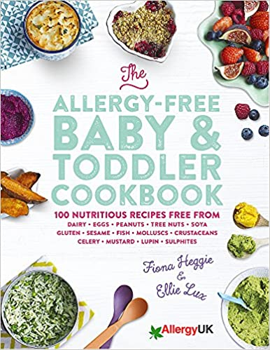 The allergy free baby toddler cookbook 100 delicious recipes free the allergy free baby toddler cookbook 100 delicious recipes free from dairy eggs peanuts tree nuts soya gluten sesame and shellfish amazon forumfinder Choice Image