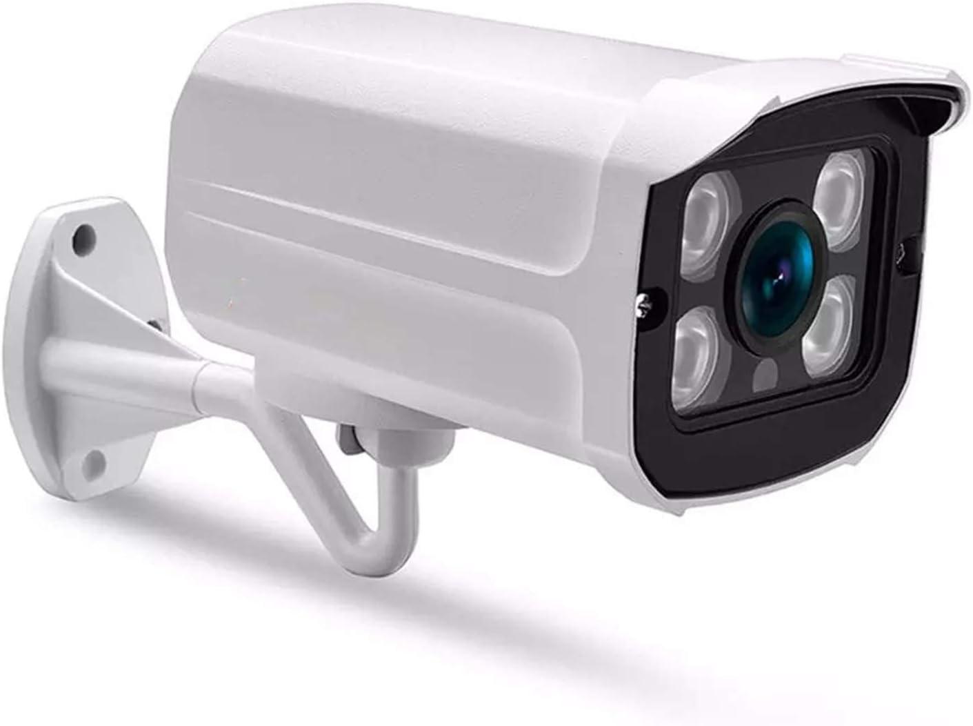 SVNA Gran Angular 2.8 mm 2MP 3MP 5MP Cámara IP Vigilancia Impermeable P2P RTSP Cámara CCTV Tipo Bala Alerta de Correo electrónico al Aire Libre (Color : 2MP)