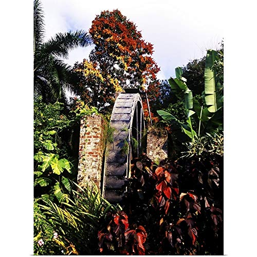 (GREATBIGCANVAS Poster Print Entitled Half Moon Resort, Montego Bay, Jamaica by Greg Johnston 12