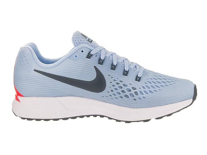 Amazon.com   Nike Womens Air Zoom Pegasus 34, ICE BLUE/BLUE FOX Running Shoe (9)   Road Running