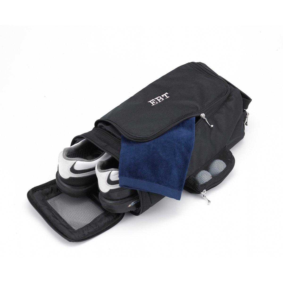 Personalized Golf Shoe Bag - Monogrammed Shoe Bag - Golf Shoe Bag by A Gift Personalized