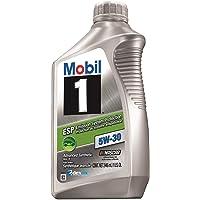 Mobil 1 (103469-12PK ESP Formula 5W-30 Motor Oil - 1 Qt, (Pack of 12)
