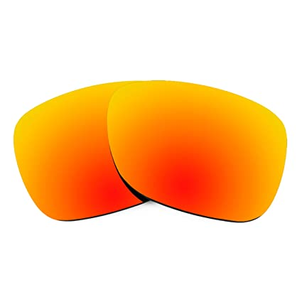 f98edc9657 Revant Polarized Replacement Lenses for Ray Ban Justin 54mm RB4165 Elite  Fire Red MirrorShield®  Amazon.ca  Sports   Outdoors