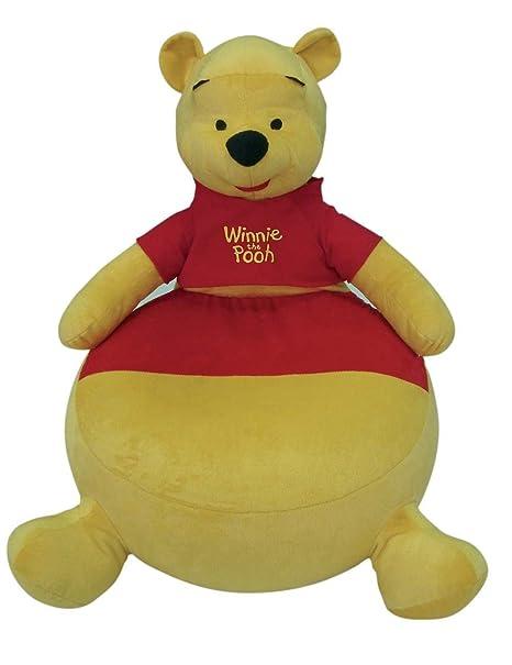 Disney Baby Sillón hinchable Winnie the Pooh: Amazon.es: Bebé