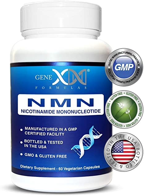 Amazon.com: NMN Stabilized Form 250mg Serving Nicotinamide Mononucleotide Direct NAD+ Supplement More Stable Than Riboside Works Best When Paired with Resveratrol: Health & Personal Care