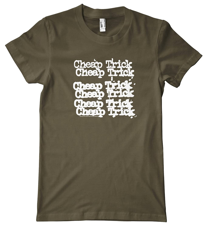 Cheap Trick Logo Premium T-Shirt