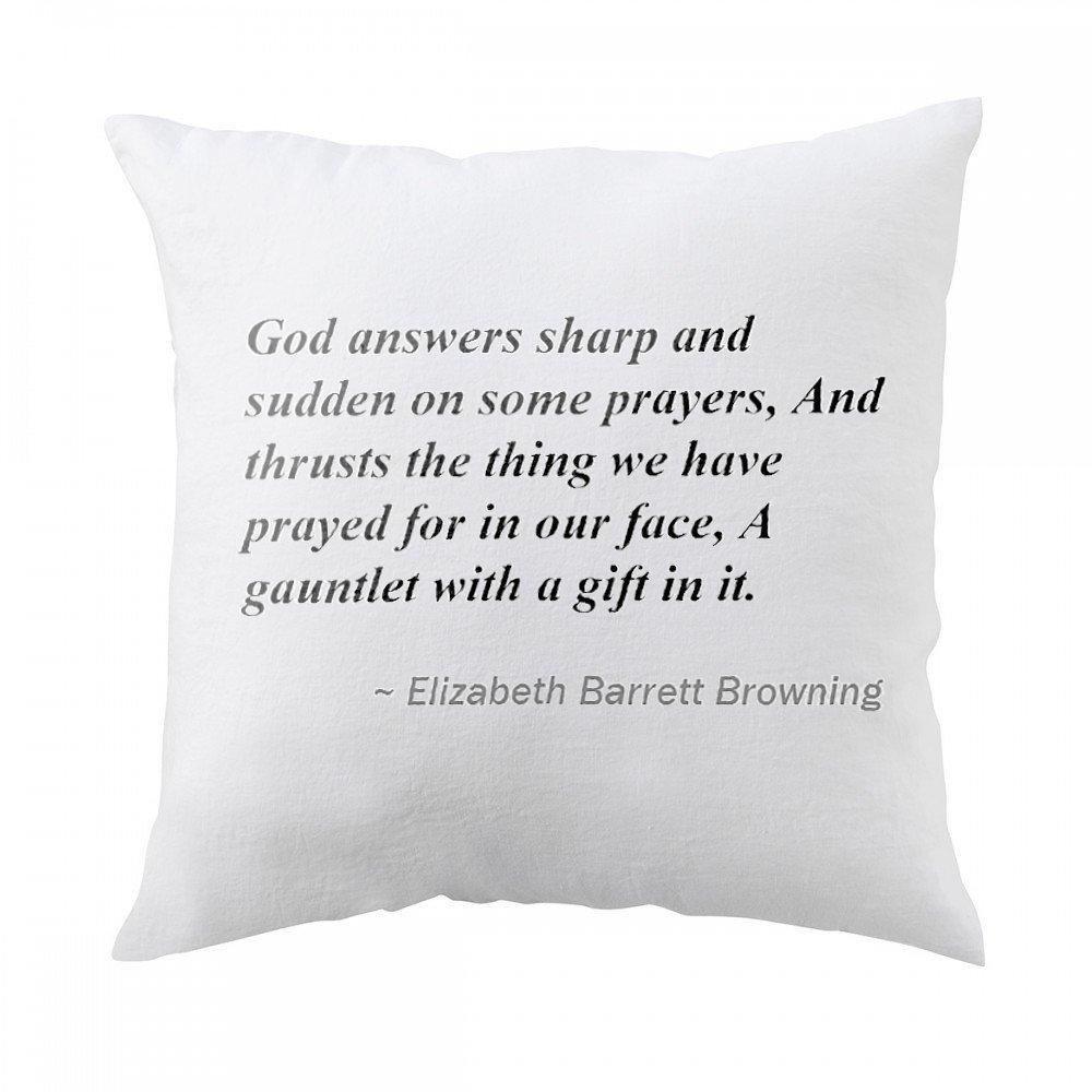 Almohada con Dios respuestas Sharp y repentina sobre algunas ...
