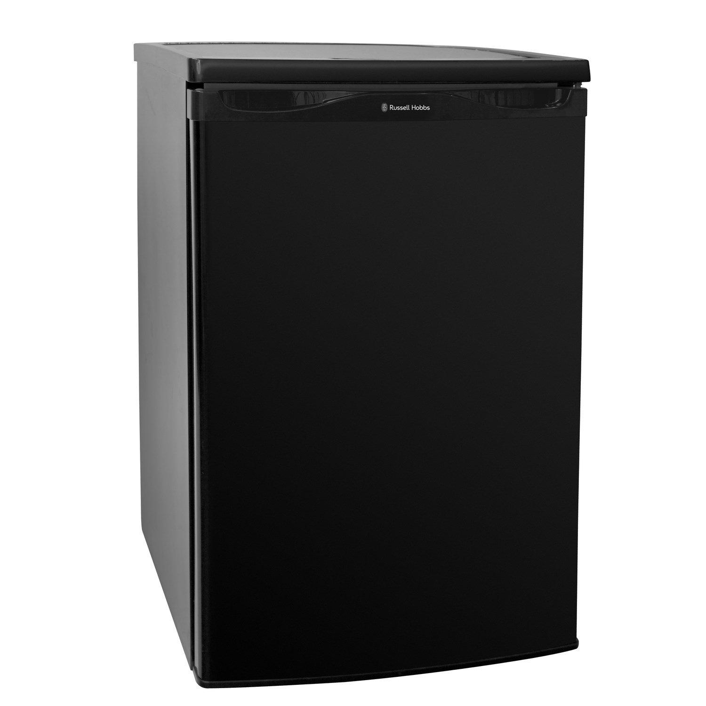 Russell Hobbs RHUCFZ55B Freestanding 55 cm Wide Undercounter Freezer - Black [Energy Class A+]