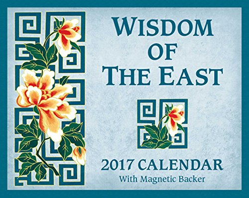 Wisdom of the East 2017 Mini Day-to-Day Calendar