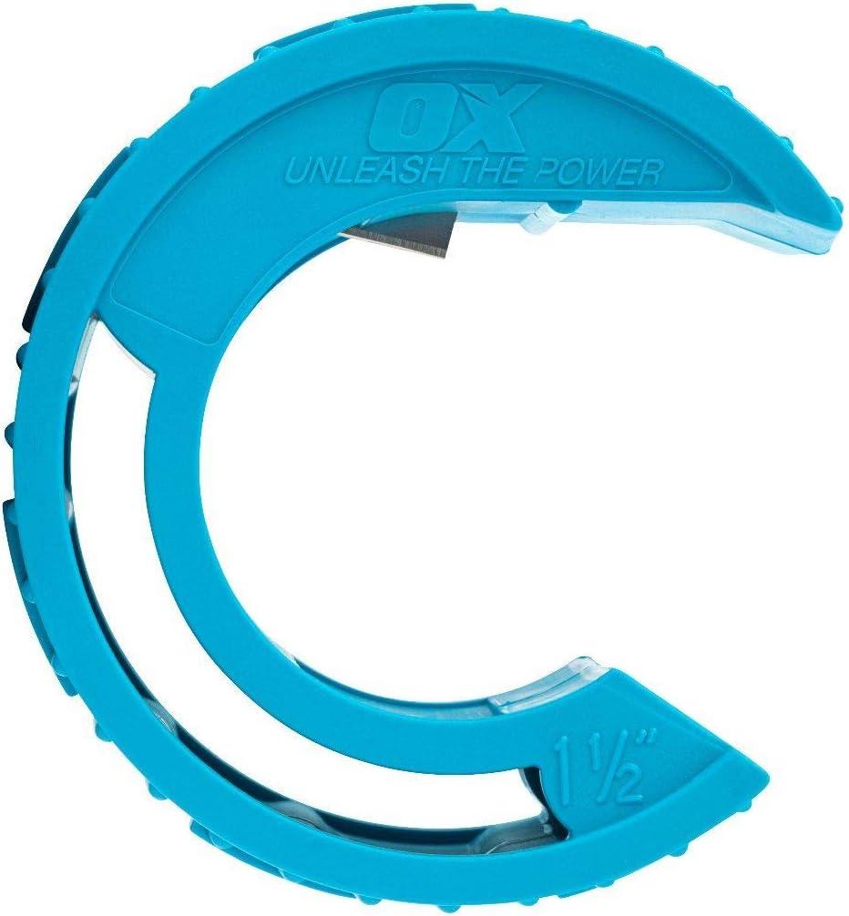 OX Tools OX-P561915 OX Pro POLYZIP Cortador de tubos de pl/ástico 15mm 15 mm