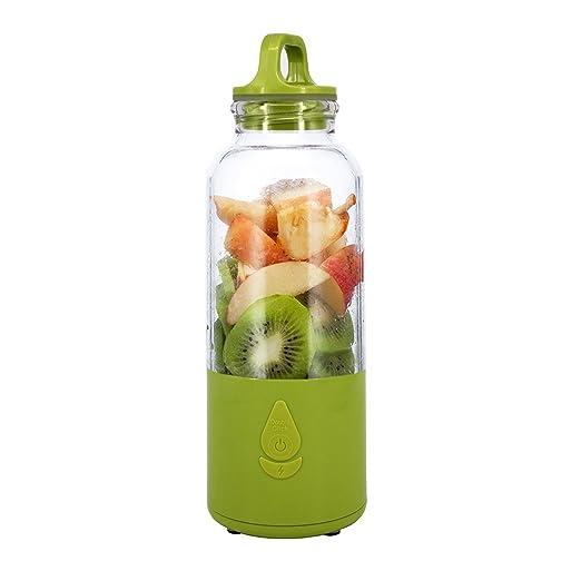 brrofans USB licuadora mezclador de taza, mezcla de frutas máquina ...