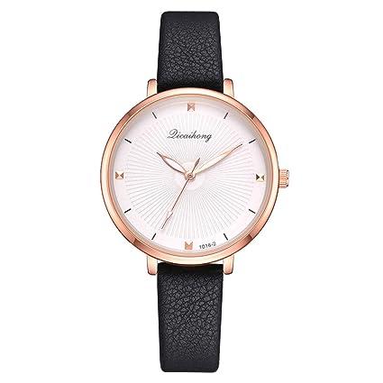 64ab98750 liberalism Rose Gold Ladies Watch Fashion Female Leather Quartz Wrist Watch  Hodinky Elegant Women Watches Bracelet