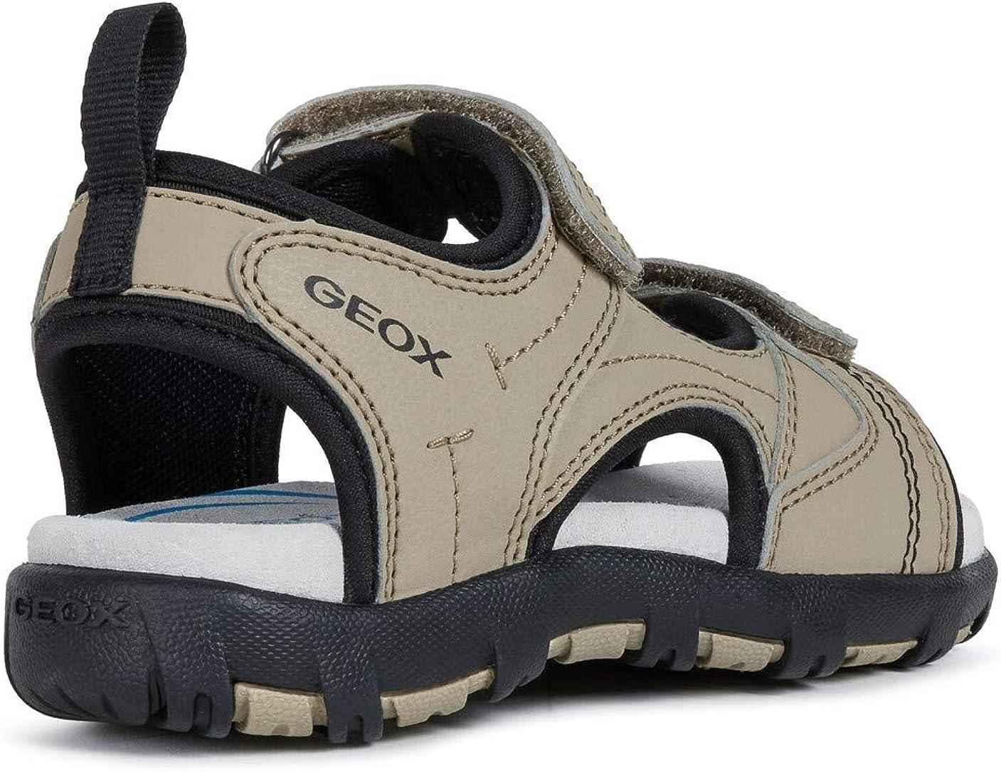 Geox Mixte Enfant Sandales JR Sandal Pianeta Fille,Garcon Sandales
