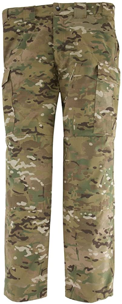 5.11 Tactical Men's Combat Cargo Pant Multicamo Ripstop Military Army #74350: Clothing