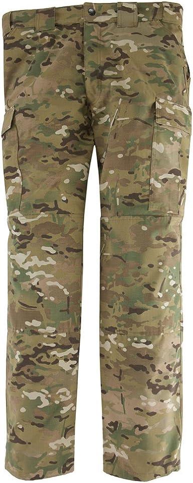 Amazon Com Pantalon Tactico Tdu Para Hombres 5 11 74350 Multicamo Clothing