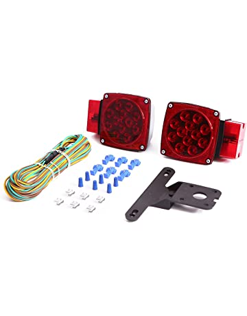 Amazon.com: Lighting - Trailer Accessories: Automotive on boat trailer specifications, boat trailer lighting diagram, boat trailer parts list, boat winch diagram, trailer winch diagram, boat compass diagram, boat wiring fuse box diagrams, 5 pin trailer connector diagram, boat wire diagram, 6 blade trailer plug diagram, boat trailer schematic, boat trailer assembly, boat trailer motor, boat trailer distributor, boat instrument panel wiring diagrams, boat power steering diagram, boat trailer guide, boat lights diagram, boat trailer repair, boat trailer springs,