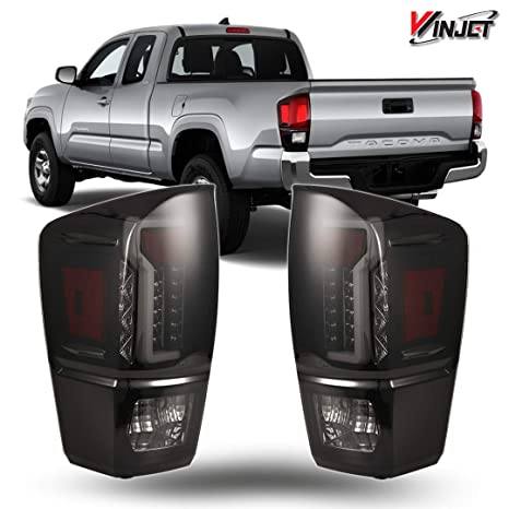 5 Layer Weatherproof Full Pickup Truck Cover For Toyota Tacoma 2016-2019 CCT